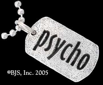 PSYCHO - courtesy of badalijewelry.com