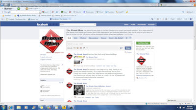 Atomic Mom fan page