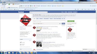 Atomic Mom fan page
